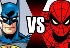 Batman vs Homem-Aranha em mais uma batalha mortal