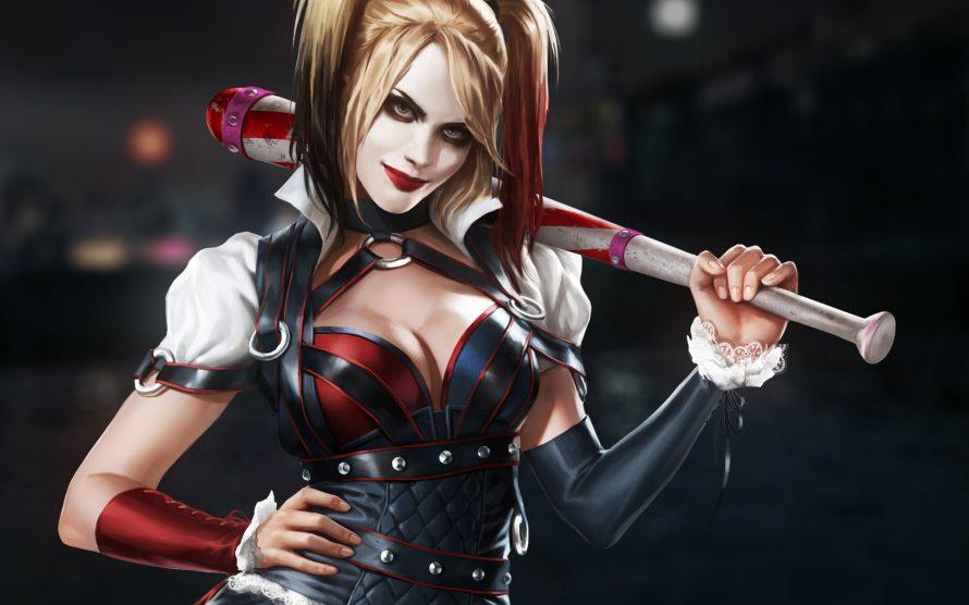 Investigação Harley Quinn