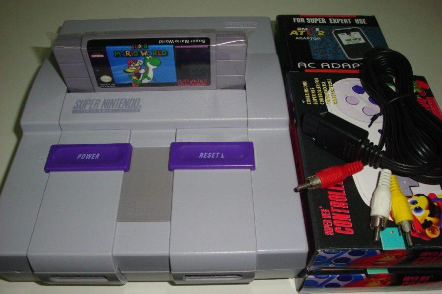 TOP 10 Jogos da Nintendo da Década de 90
