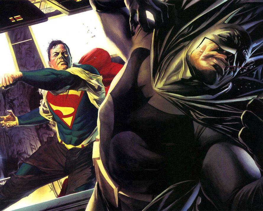 O que aconteceria se você levasse um soco do Super-Homem?