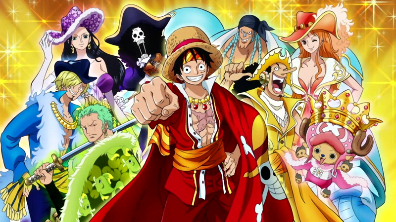 [Anime do Mês] - One Piece One-Piece