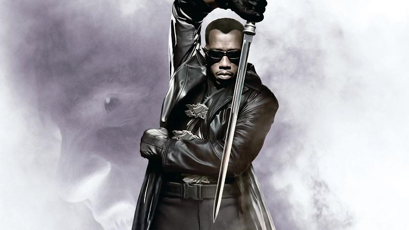 Blade pode se encontram com os Vingadores nos cinemas