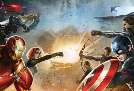 Capitão América: Guerra Civil pode ter importante ligação com série da Netflix