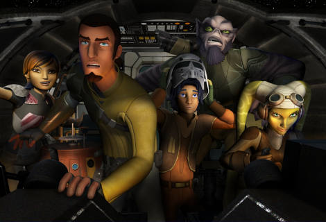 Star Wars Rebels pode ser finalizada na terceira temporada