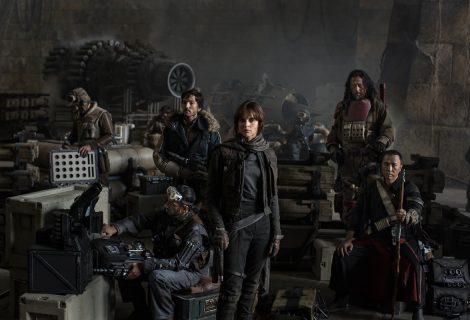 Star Wars: Rogue One ganha primeiro trailer