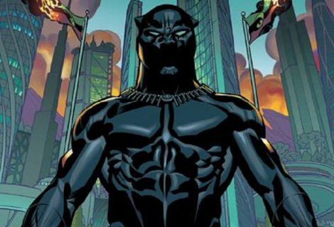 Revista do Pantera Negra bate recorde de vendas antes de seu lançamento