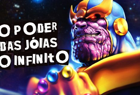 O poder das joias do infinito