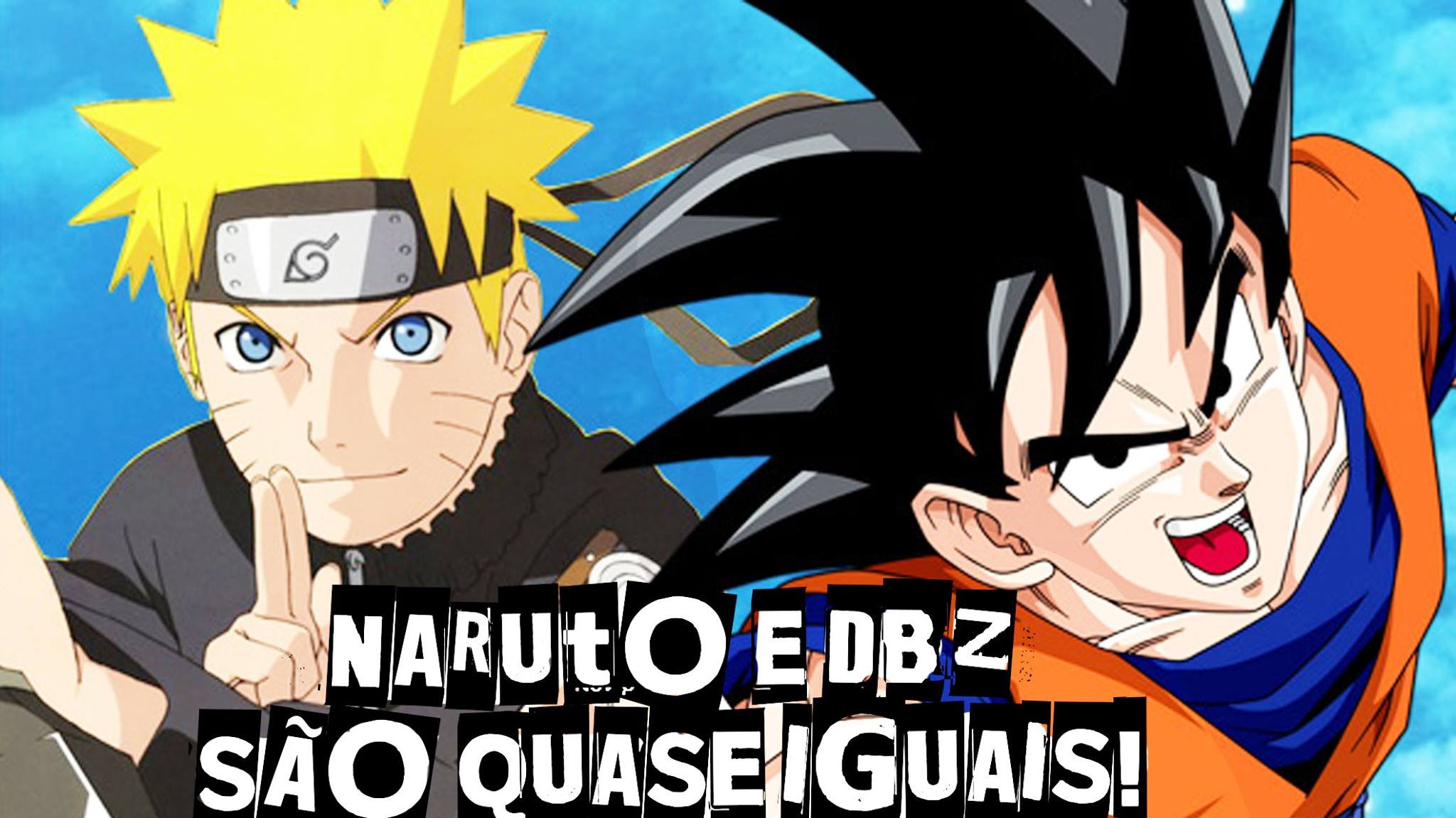 Naruto e dragon ball semelhanas impressionantes ei nerd naruto e dragon ball semelhanas impressionantes reheart Choice Image