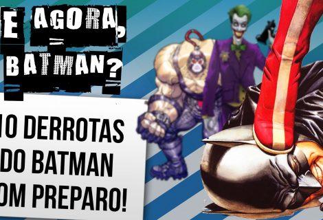 10 personagens que espancaram o Batman