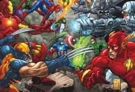 HQ da Marvel com capa da DC custa mais de 1 milhão de dólares; entenda