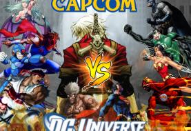 Capcom VS DC Universe, o Destino de Dois Mundos
