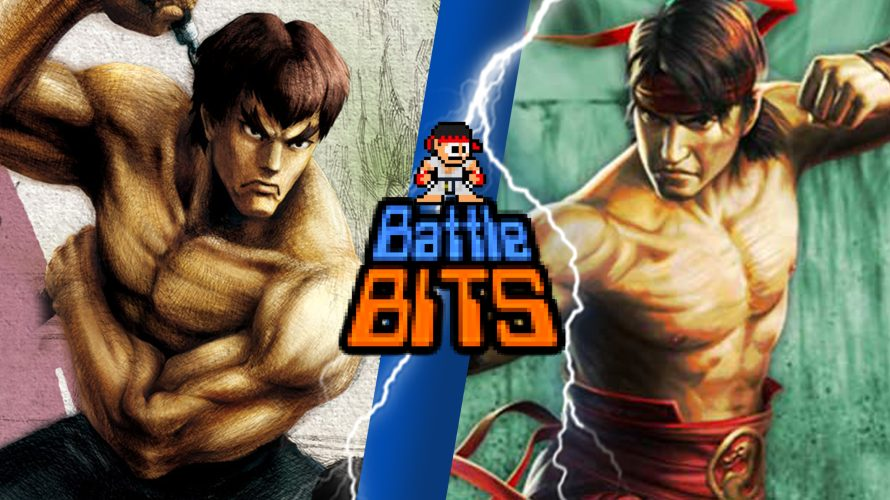 Fei long vs Liu Kang | Battle Bits