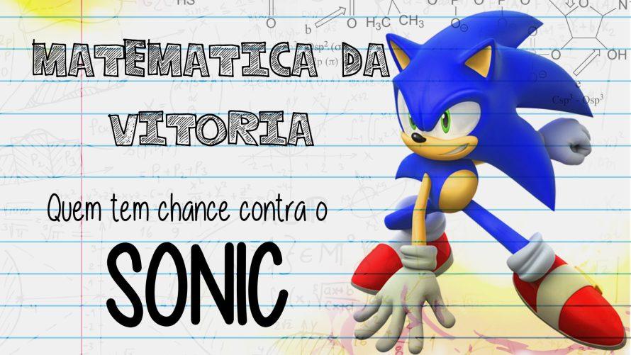 SONIC | MATEMÁTICA DA VITÓRIA