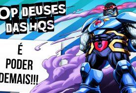 Os 8 Deuses mais poderosos dos quadrinhos
