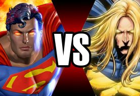 Superman vs Sentry | Batalha Mortal