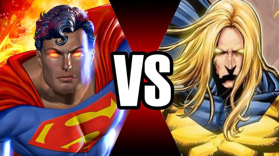 Superman vs Sentry | Batalha Mortal