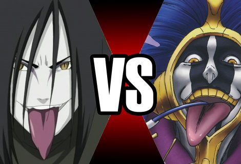 Orochimaru vs Mayuri | Batalha Mortal