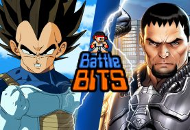 Vegeta vs General zod | Battle Bits