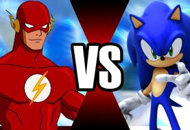 Flash vs Sonic | Batalha Mortal
