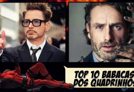 TOP 10 Babacas dos Quadrinhos