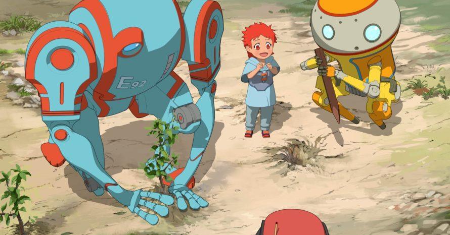 Eden: Netflix divulga primeiras imagens de seu novo anime