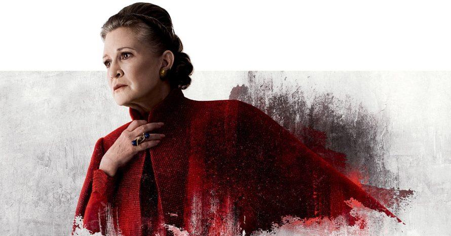 Star Wars: A Ascensão Skywalker terá cenas com Carrie Fisher