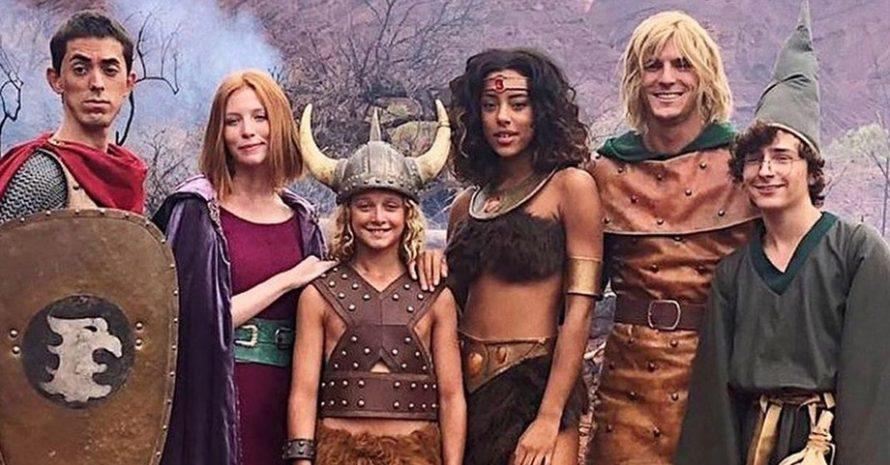 Propaganda retrata 'versão live-action' de Caverna do Dragão; assista