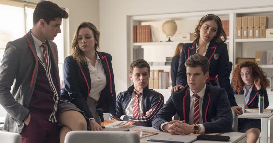 Elite: veja trailer da 2ª temporada da série com atores de La Casa de Papel
