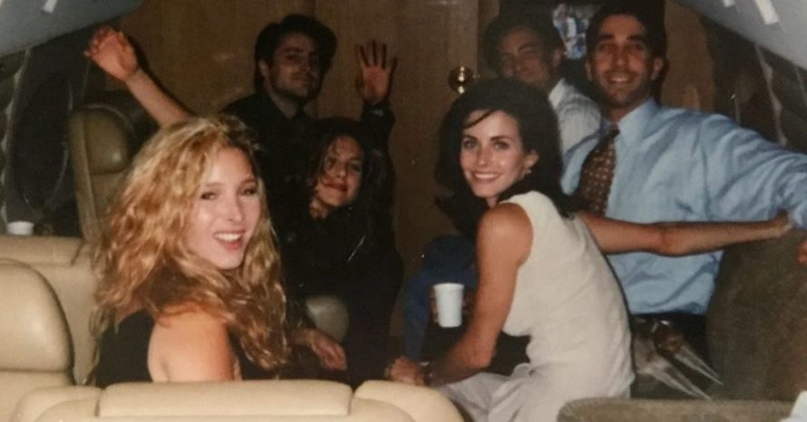 Friends: Jennifer Aniston revela história de foto lendária de elenco