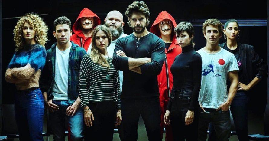 Netflix divulga novo teaser da 3ª temporada de La Casa de Papel