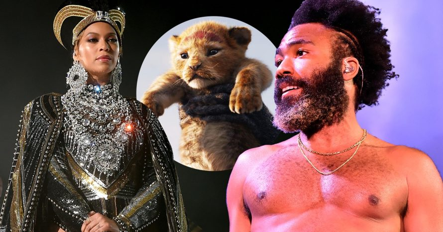 O Rei Leão: Beyoncé e Donald Glover cantam juntos em novo teaser; assista