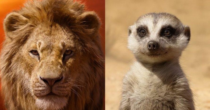 Disney divulga novos pôsteres dos personagens de O Rei Leão; veja