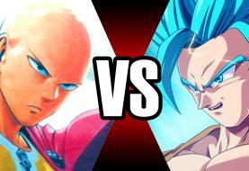 Saitama vs Goku | Batalha Mortal