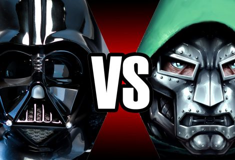 Darth Vader vs Dr. Destino | Batalha Mortal