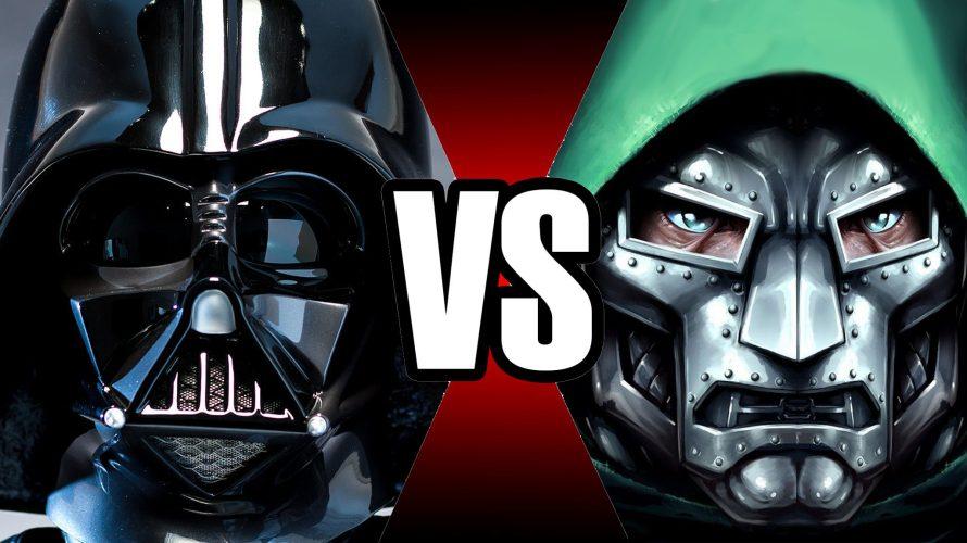 Darth Vader vs Dr. Destino | Batalha Mortal