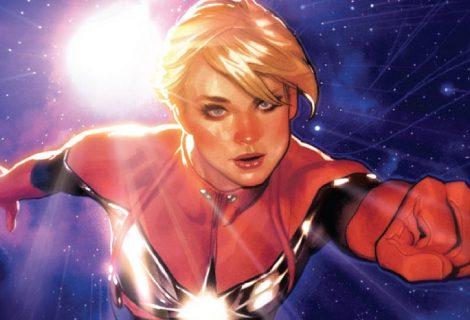 Diretora e atriz que viverá Capitã Marvel nos cinemas será anunciado em breve