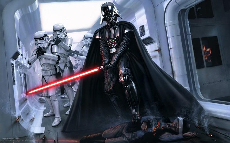 Os 9 siths mais poderosos de Star Wars