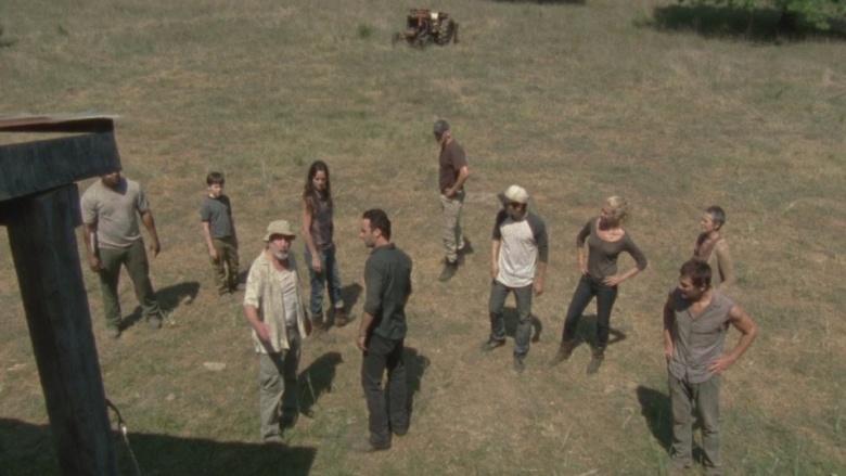 Personagens de The Walking Dead que Deveriam ter Morrido Mais Cedo
