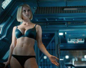 Star Trek Carol Marcus 2