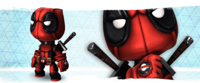 deadpool little big planet