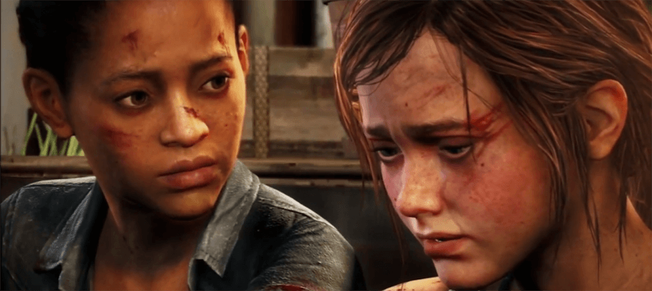 Ellie Riley The Last of Us Left Behind