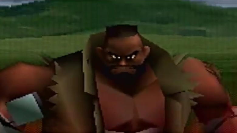 barret final fantasy 7 2