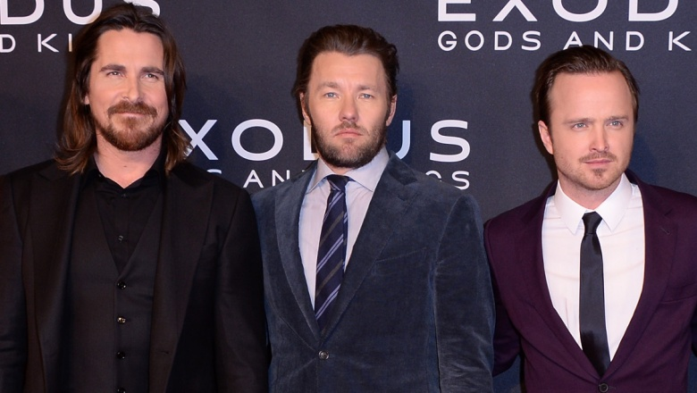Christian Bale Joel Edgerton Aaron Paul