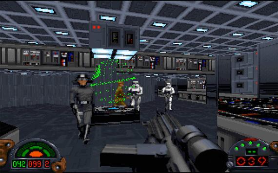 dark force star wars