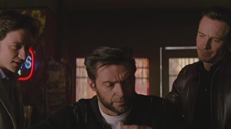 Wolverine Primeira Classe