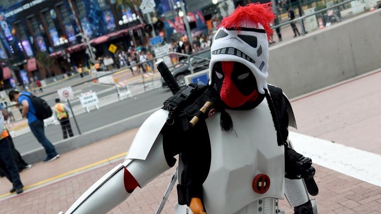 deadpool cosplay 2
