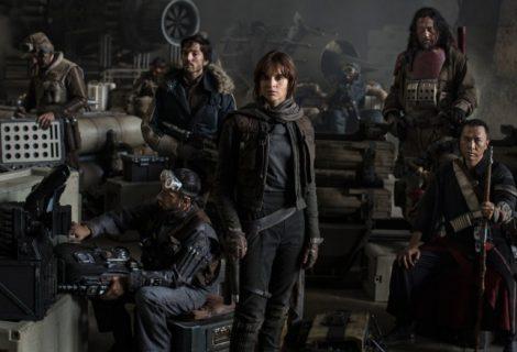 Star Wars: Rogue One ganha primeiro teaser