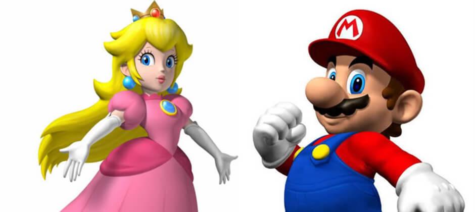 Mario Peach