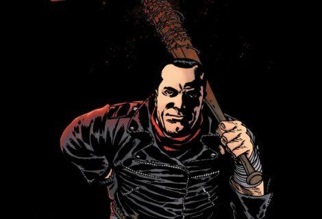 The Walking Dead - Nova HQ Irá Mostrar o Passado de Negan