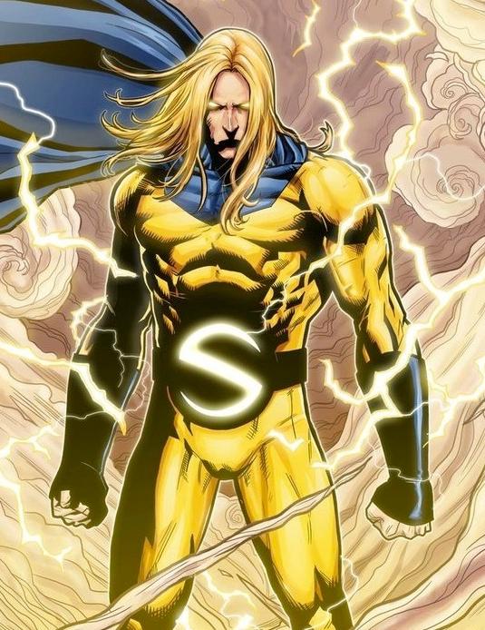 Sentinela Robert Reynolds Marvel Comics